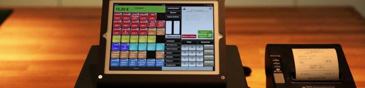 Modullo Easyshop iPad